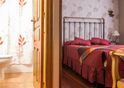 habitaciones Casa Bandrés Ordesa, turismo rural